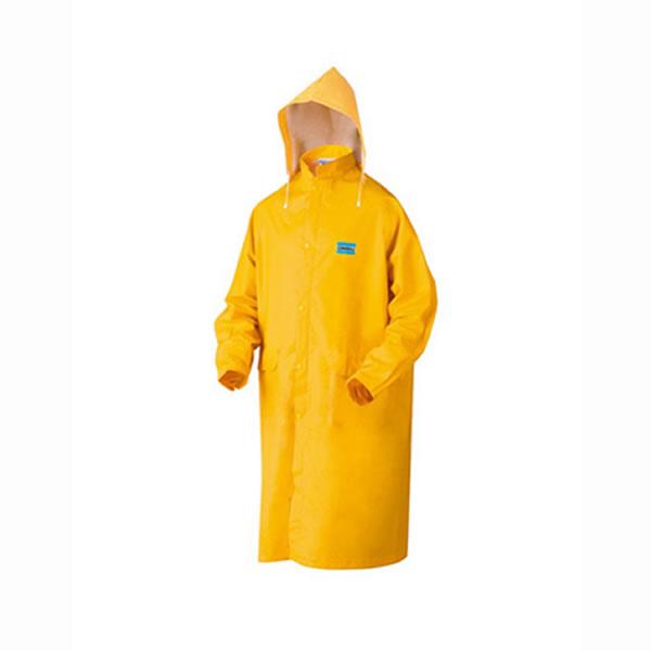 capa para lluvia ombu descripcion capa larga en pvc con botones ...